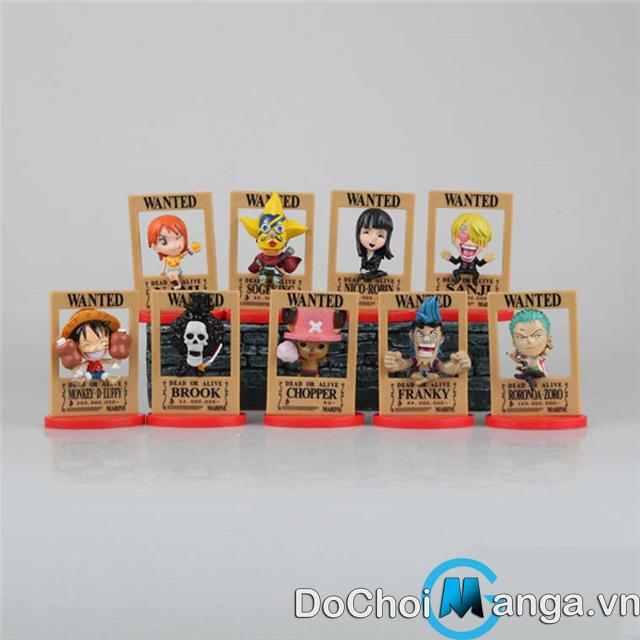 Bộ Mô Hình One Piece MS 23