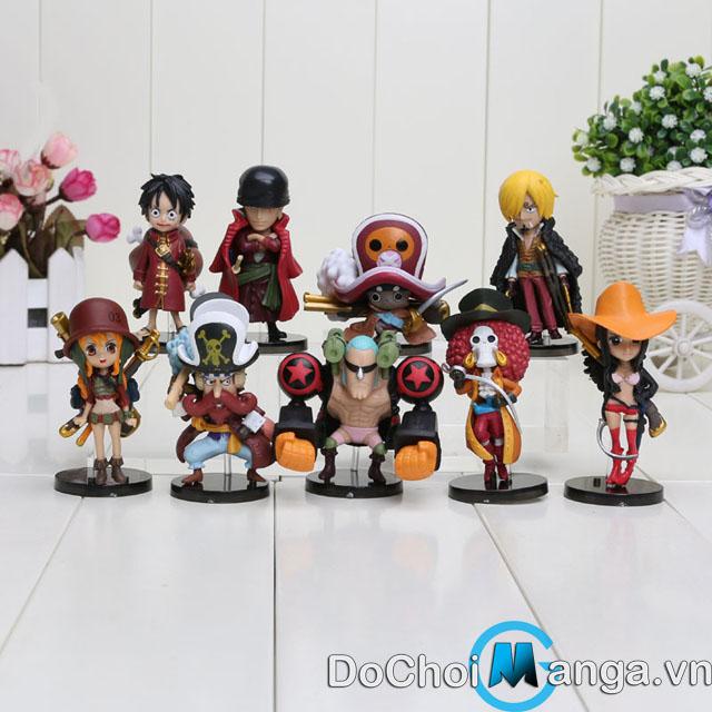 Bộ Mô Hình One Piece Z MS1