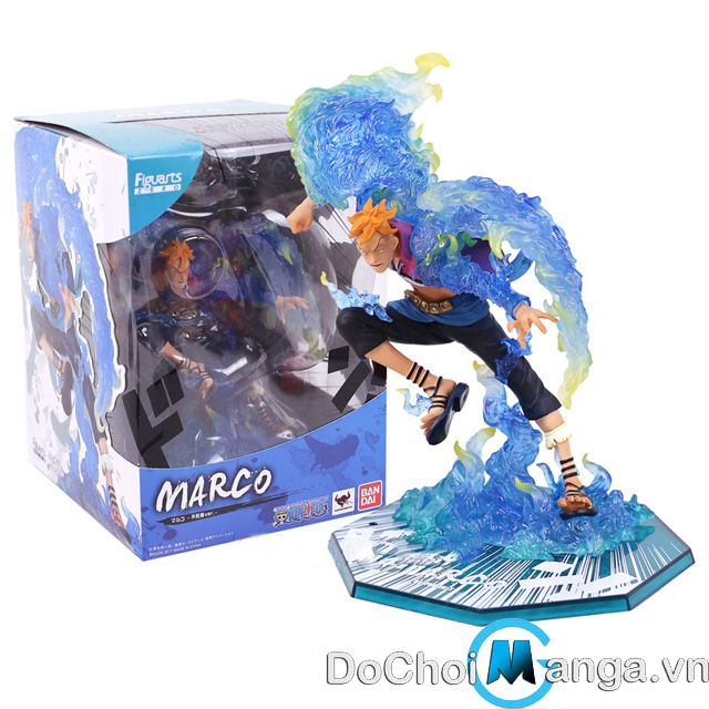 Mô Hình Figuarts Zero Marco - One Piece MS 4