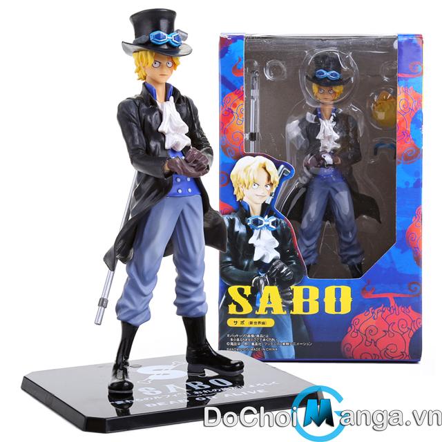 Mô Hình Sabo - One Piece MS 6