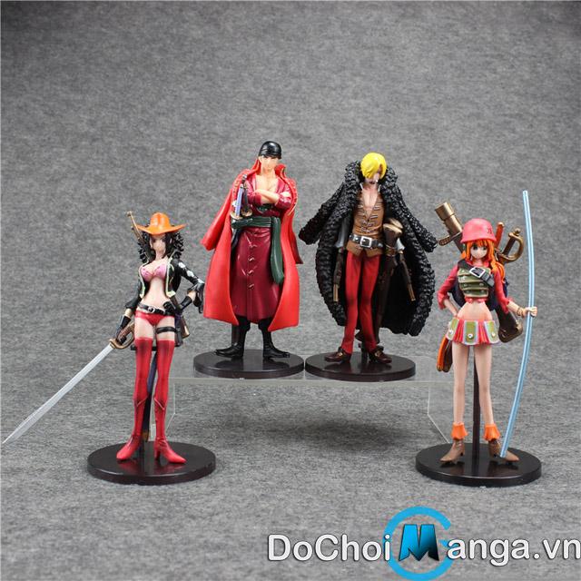 Bộ Mô Hình One Piece MS 35