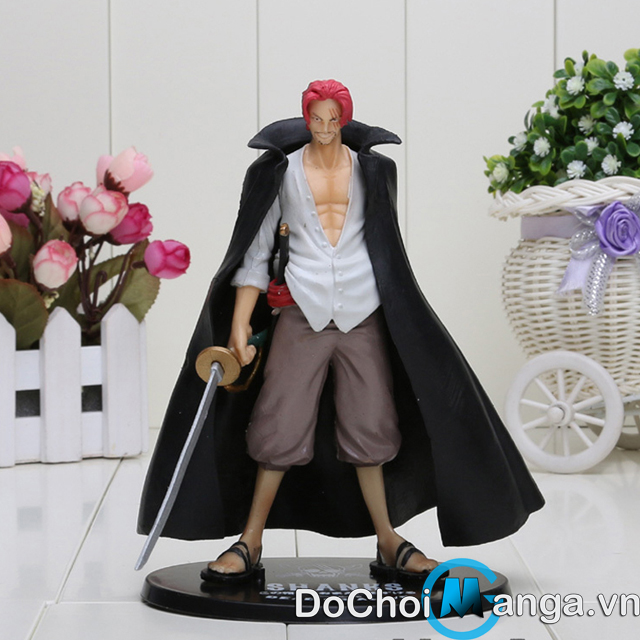 Mô Hình Shanks One Piece