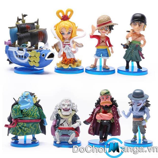 Bộ Mô Hình One Piece MS 27