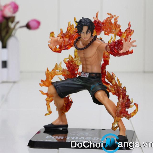 Mô Hình Portgas D Ace - One Piece MS1