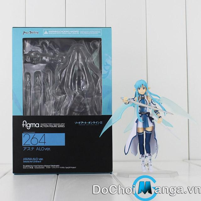 Mô Hình Figma Asuna Alo Ver - Sword Art Online