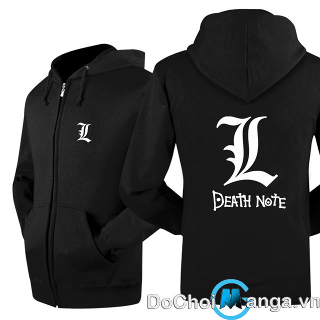 Áo Khoác Death Note MS 2