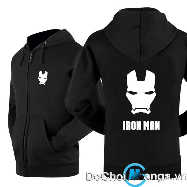 Áo Khoác Iron Man MS 2