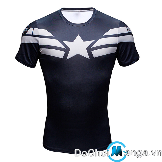 Áo Thun Captain America