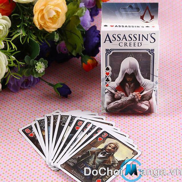 Bài Tây Assassin's Creed MS1