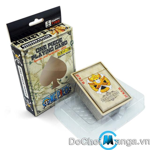 Bài tây One Piece MS1