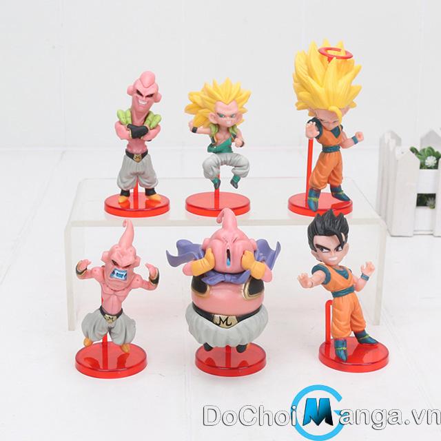 Bộ Mô Hình Dragon Ball MS 10
