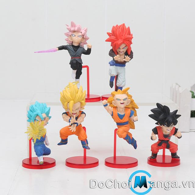 Bộ Mô Hình Dragon Ball MS 13