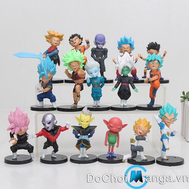 Bộ Mô Hình Dragon Ball MS 15