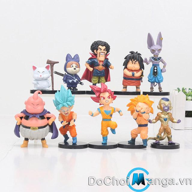 Bộ Mô Hình Dragon Ball MS 8