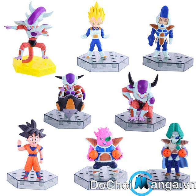 Bộ Mô Hình Dragon Ball MS2