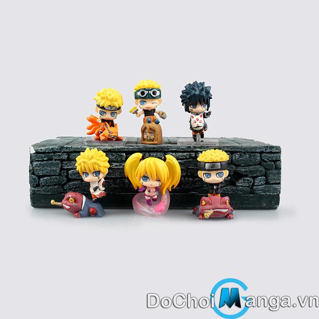 Bộ Mô Hình Naruto MS42