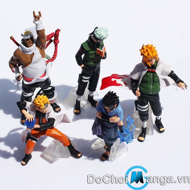Bộ Mô Hình Naruto NA01018
