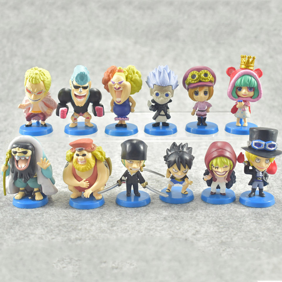Bộ Mô Hình One Piece MS 39
