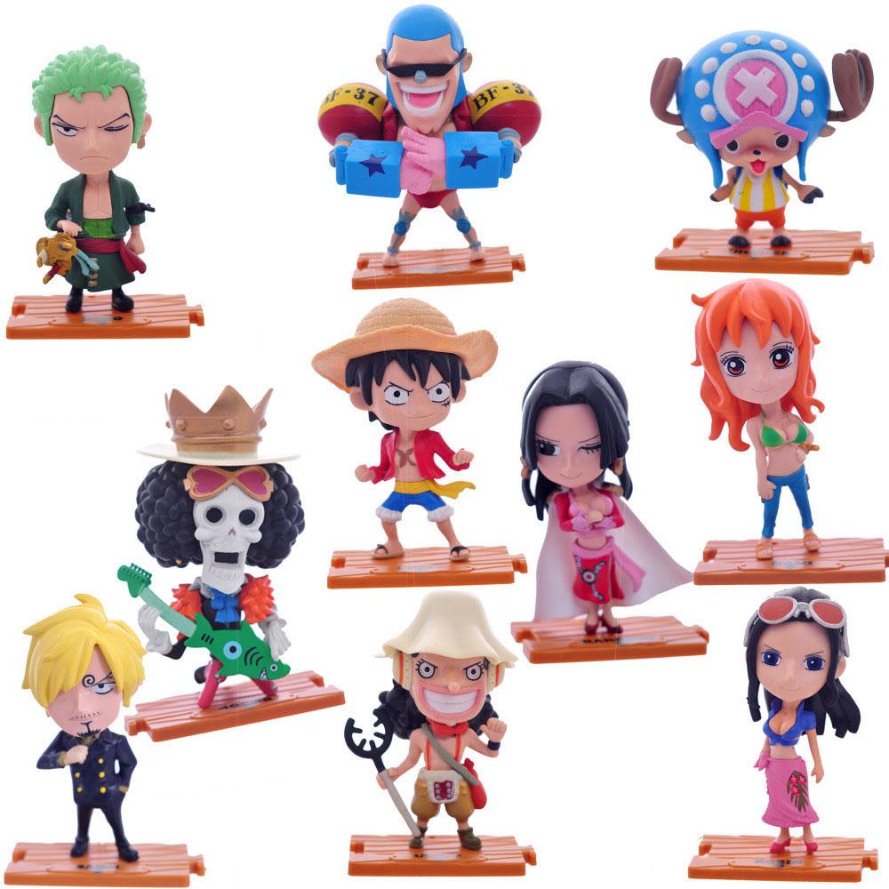 Mô Hình One Piece MS19
