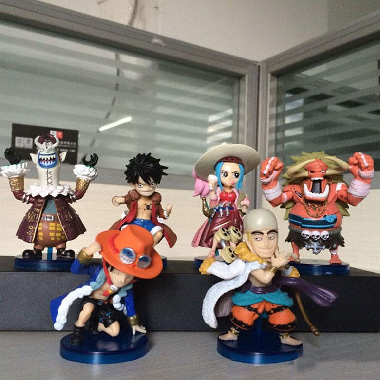 Bộ Mô Hình One Piece MS20