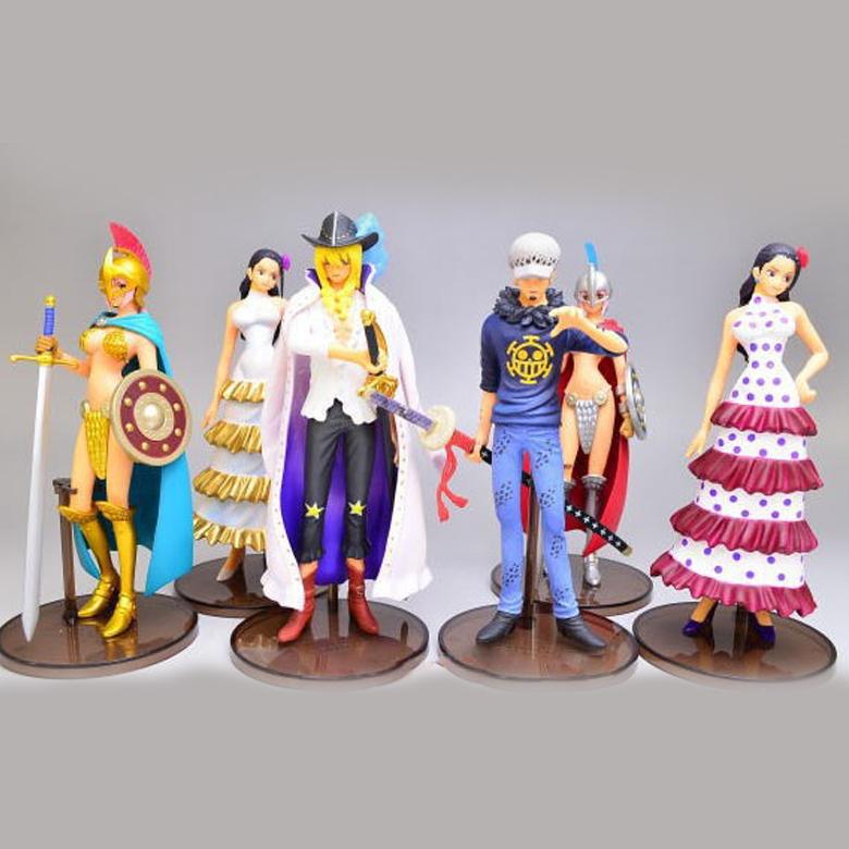 Mô Hình One Piece MS11