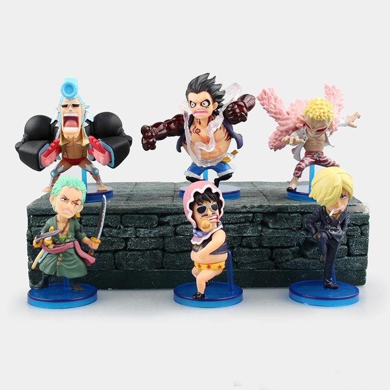 Bộ Mô Hình  One Piece MS7