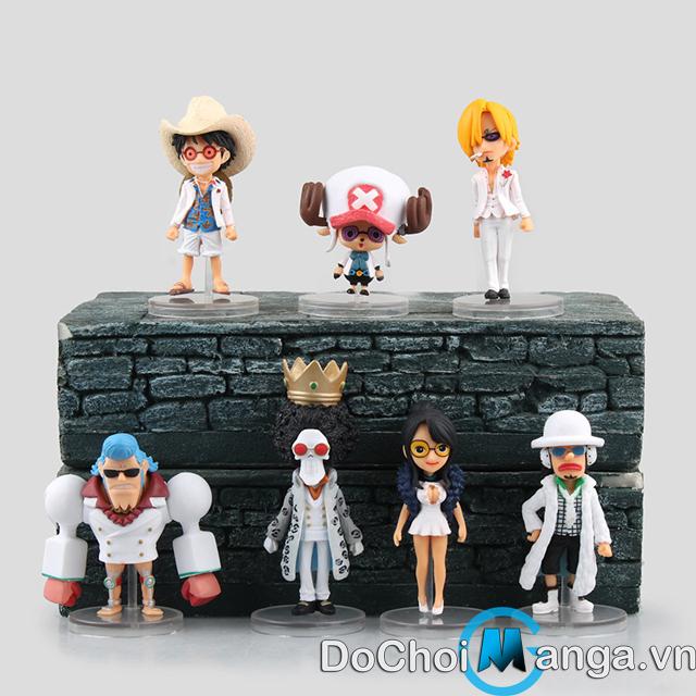 Bộ Mô Hình One Piece MS 24