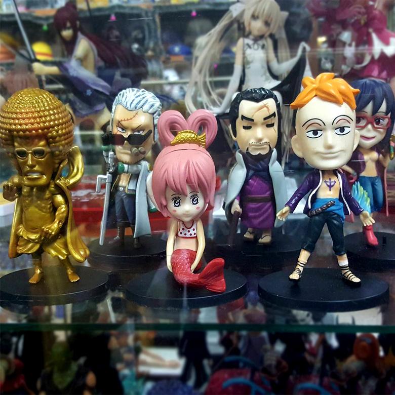 Bộ Mô Hình One Piece MS 8