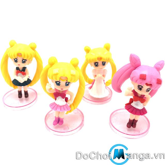 Bộ Mô Hình Sailor Moon