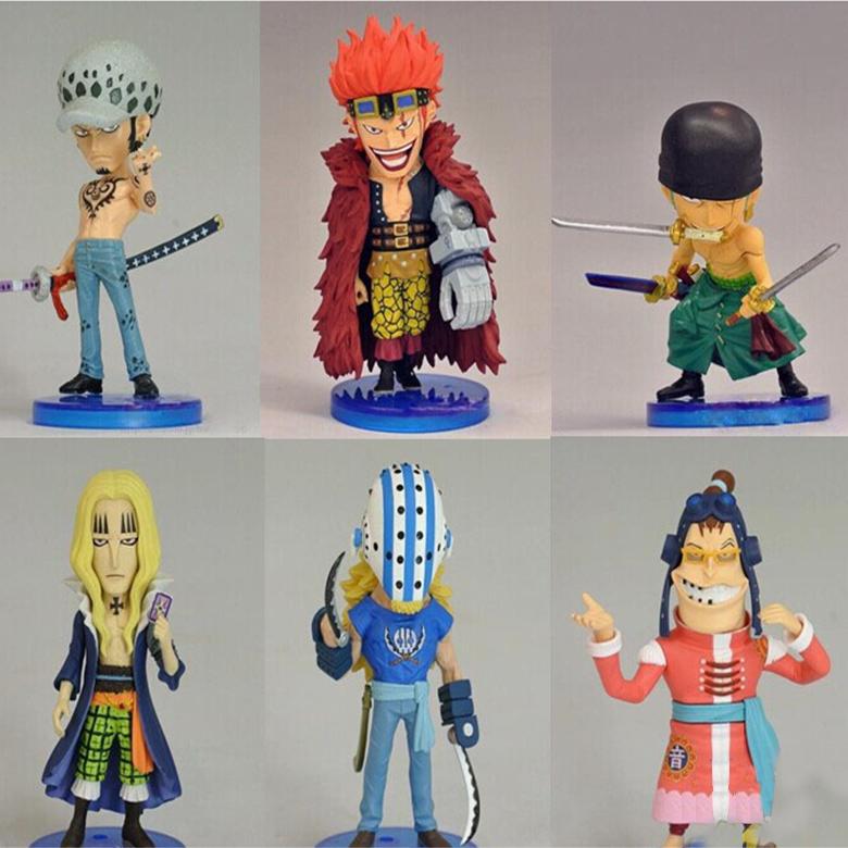 Mô Hình Siêu Tân Binh One Piece