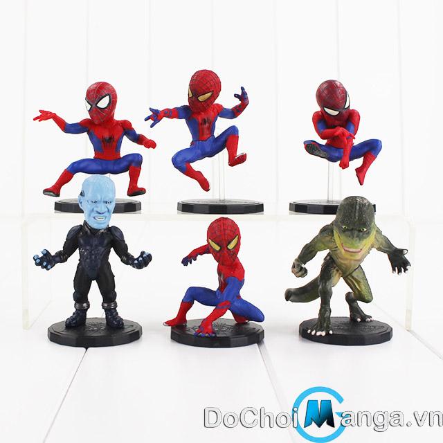 Bộ Mô Hình Spider Man