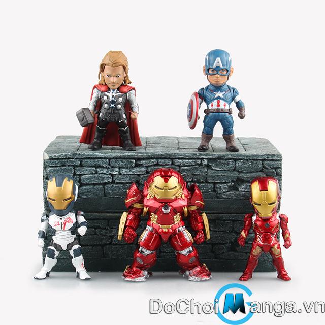 Bộ Mô Hình The Avengers