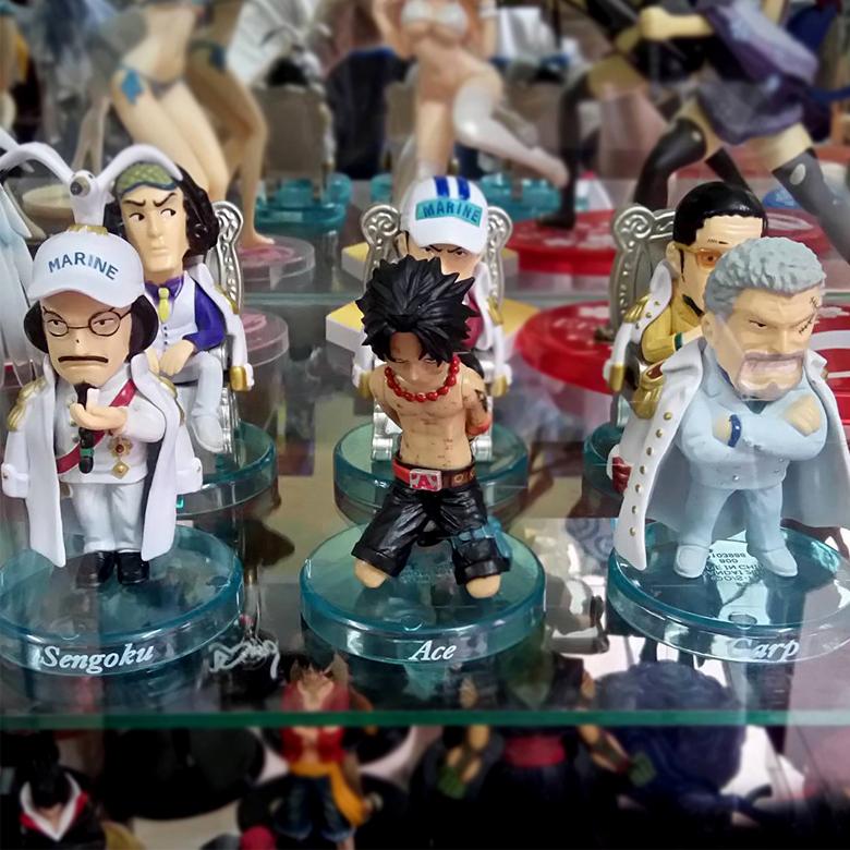 Bộ Mô Hình One Piece MS6