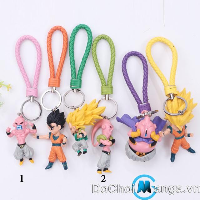 Bộ Móc Chìa Khóa Dragon Ball MS 1 Lẻ