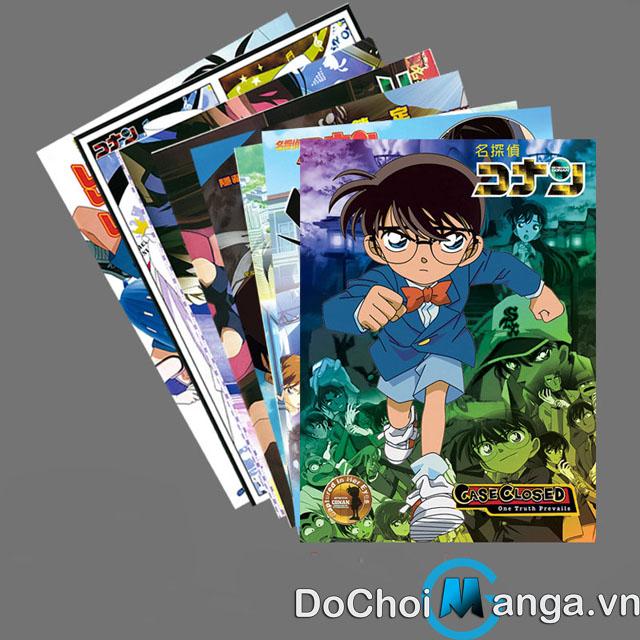 Bộ Poster Conan