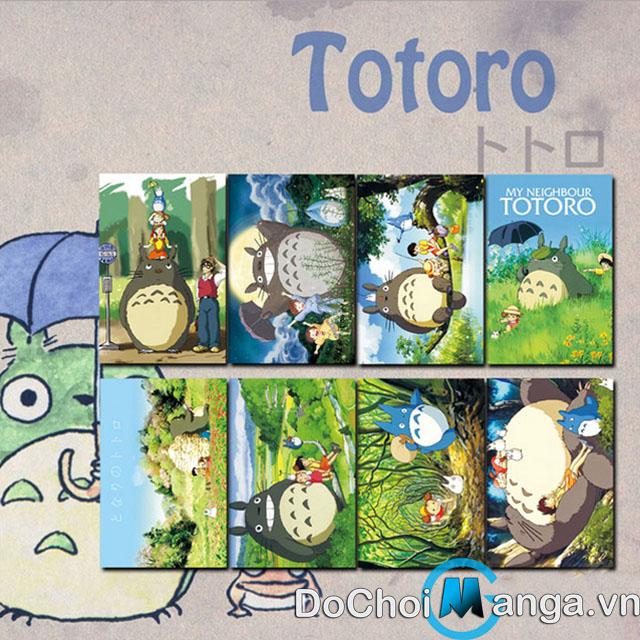 Bộ Poster My Neighbor Totoro