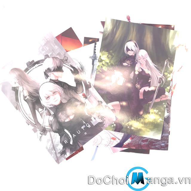Bộ Poster NieR Automata