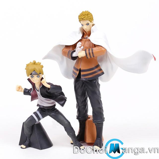 Bộ Mô Hình Uzumaki Naruto Và Boruto