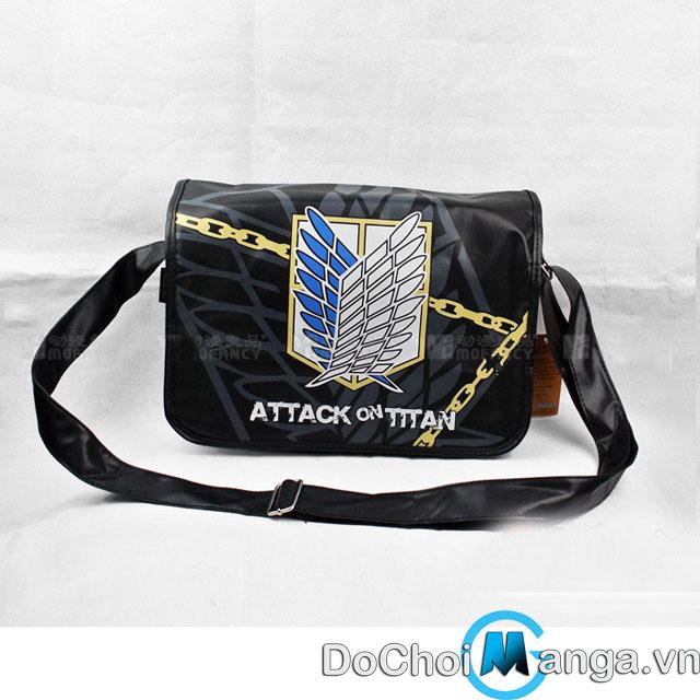 Cặp Attack On Titan  MS5