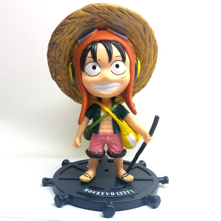 Mô Hình Chibi Luffy One Piece ms28