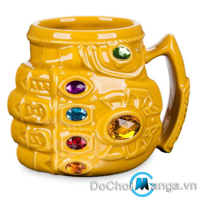 Cốc Sứ Găng Tay Vô Cực Thanos The Avengers Infinity War