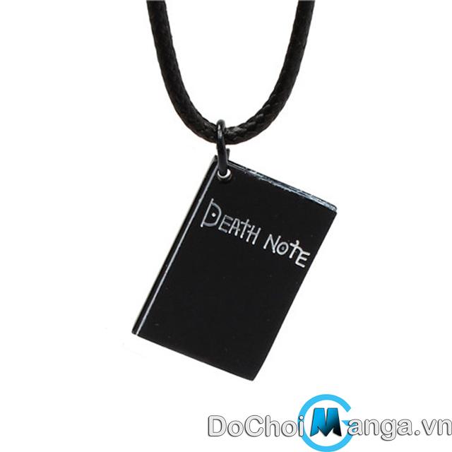 Dây chuyền Death Note MS3