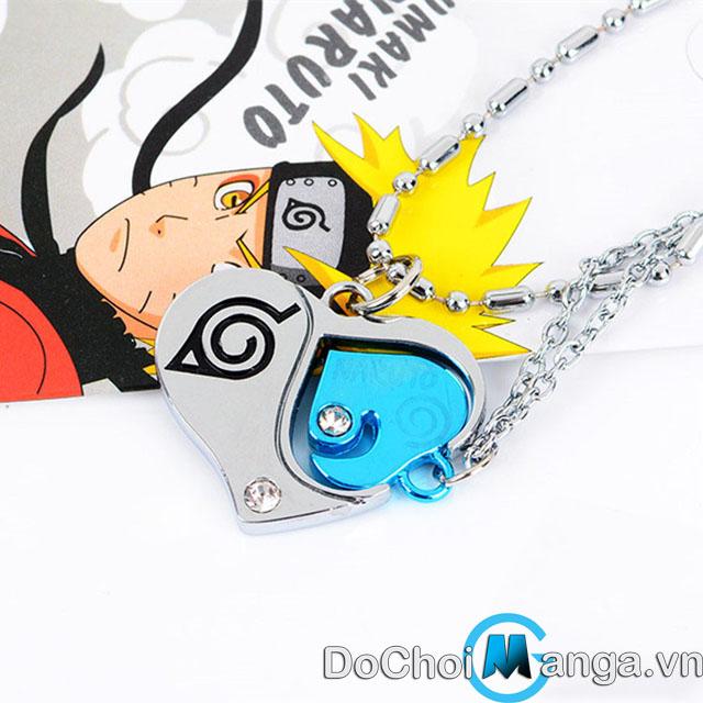 Dây Chuyền Làng Lá Naruto MS 4