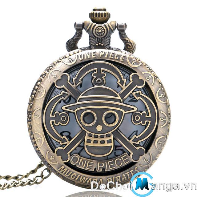 Dây Chuyền Đồng Hồ One Piece MS 2