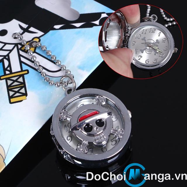 Dây Chuyền Đồng Hồ One Piece