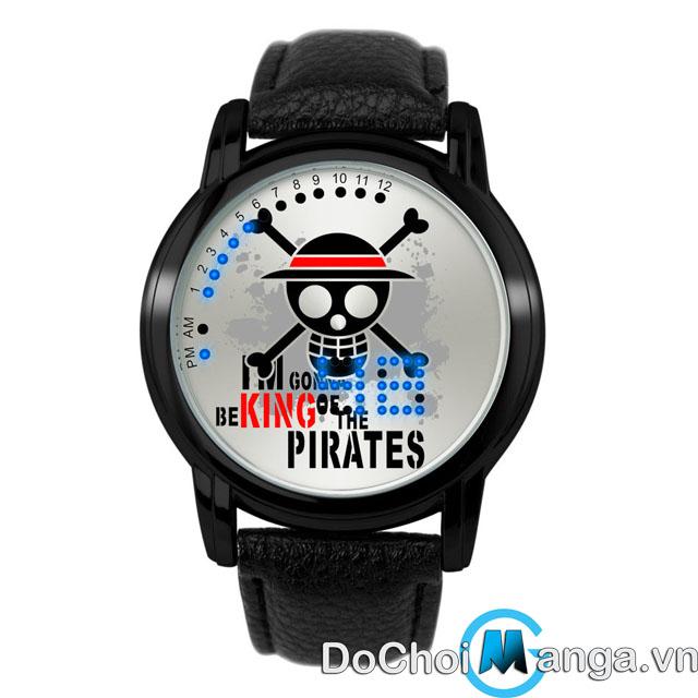Đồng Hồ Led One Piece