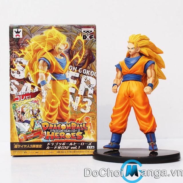 Mô Hình Songoku - Dragon Ball MS 38