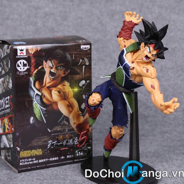 Mô Hình Bardock - Dragon Ball  MS33