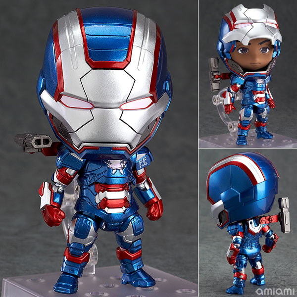 Mô Hình Nendoroid Iron Man 3 The Patriot