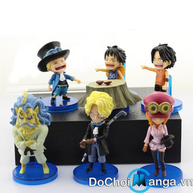Bộ Mô Hình One Piece MS 33